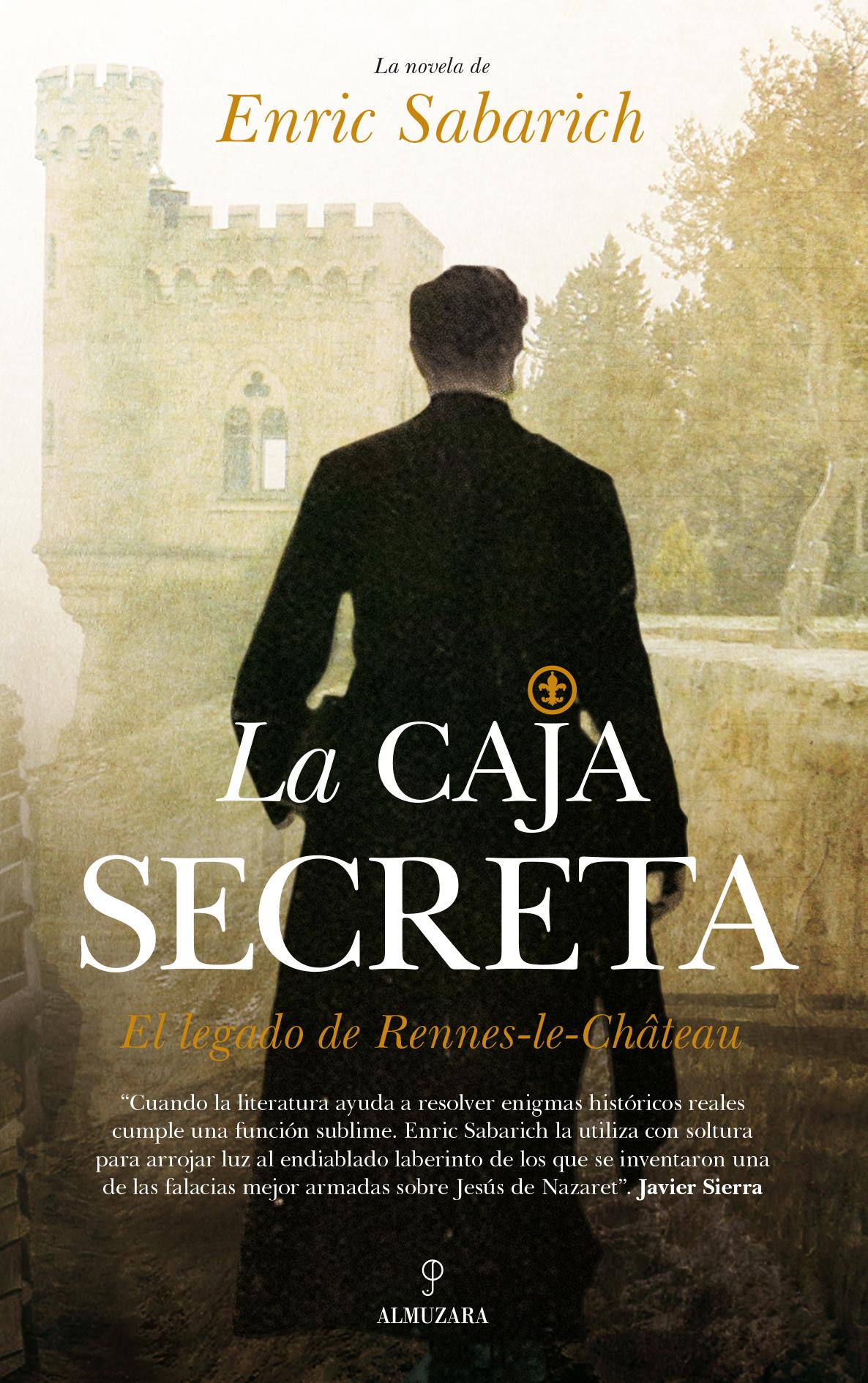 Resultado de imagen de LA CAJA SECRETA: EL LEGADO DE RENNES-LE-CHATEAU